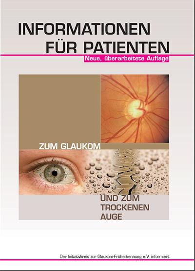IGF Broschüre Glaukom